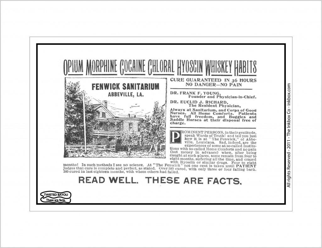 Fenwick Handbill